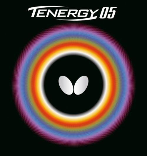 Tenergy 05 da Butterfly na Patacho Ténis de Mesa