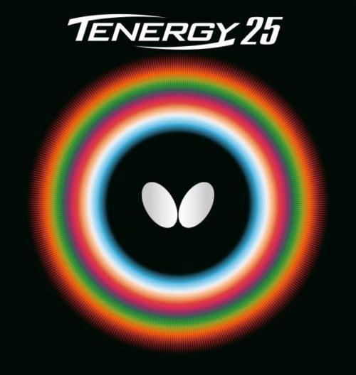 Tenergy 25 da Butterfly na Patacho Ténis de Mesa