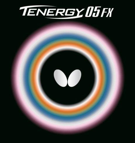Tenergy 05 Fx da Butterfly na Patacho Ténis de Mesa