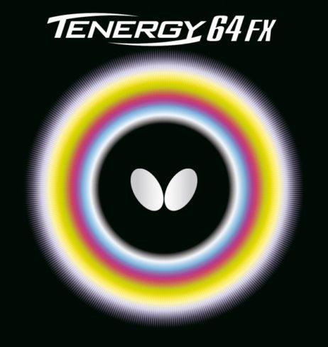 Tenergy 64 FX da Butterfly na Patacho Ténis de Mesa