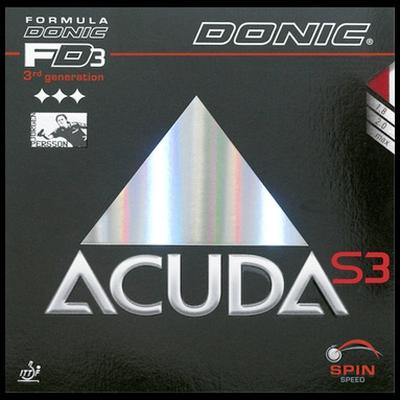 Acuda S3 da Donic na Patacho Ténis de Mesa