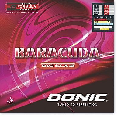 Barracuda Big Slam da Donic na Patacho Ténis de Mesa
