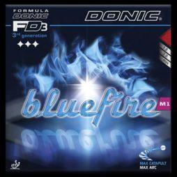 Blue Fire M1 da Donic na Patacho Ténis de Mesa