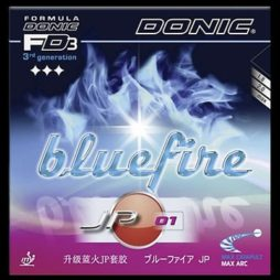 Blue Fire JP01 da Donic na Patacho Ténis de Mesa