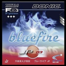 Blue Fire JP03 da Donic na Patacho Ténis de Mesa
