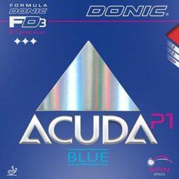 Acuda Blue P1 da Donic na Patacho Ténis de Mesa