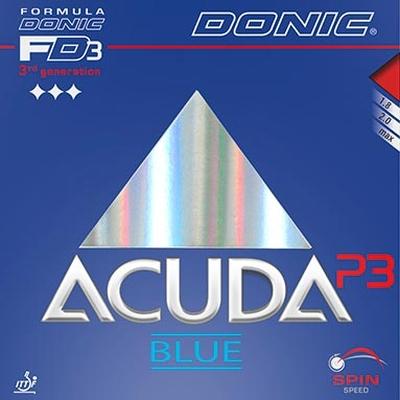 Acuda Blue P3 da Donic na Patacho Ténis de Mesa