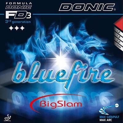 Blue Fire Big Slam da Donic na Patacho Ténis de Mesa