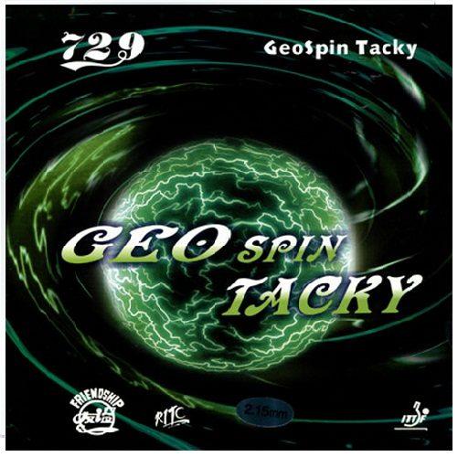 Geospin Tacky da Friendship na Patacho Ténis de Mesa
