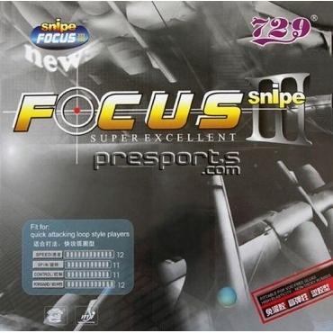 Focus Snipe 3 da Friendship na Patacho Ténis de Mesa
