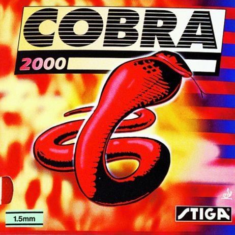 Cobra 2000 da Stiga na Patacho Ténis de Mesa