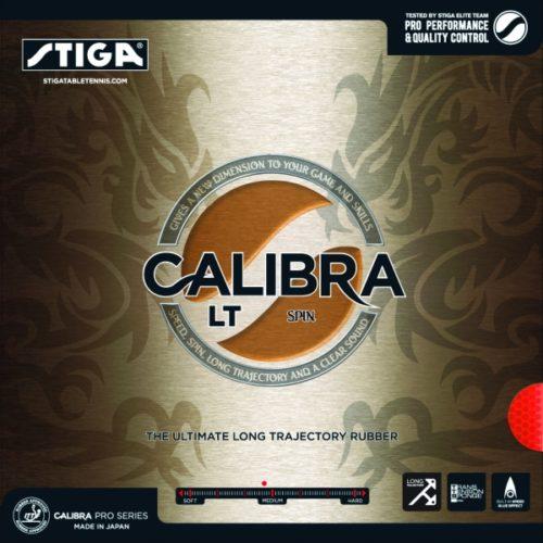 Calibra LT Spin da Stiga na Patacho Ténis de Mesa