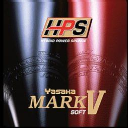 Mark V HPS Soft da Yasaka na Patacho Ténis de Mesa