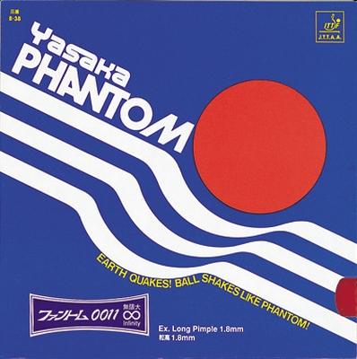 Phantom 0011 Infinity da Yasaka na Patacho Ténis de Mesa