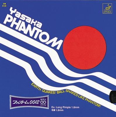Phantom 0012 Infinity da Yasaka na Patacho Ténis de Mesa
