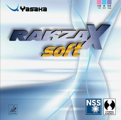 Rakza X Soft da Yasaka na Patacho Ténis de Mesa