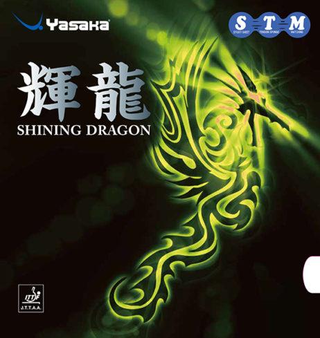Shining Dragon da Yasaka na Patacho Ténis de Mesa