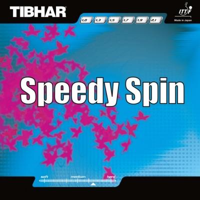 Speedy Spin da Tibhar na Patacho Ténis de Mesa