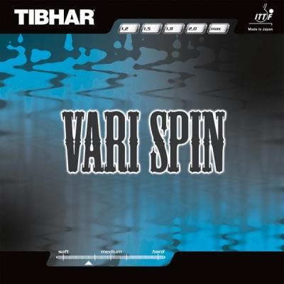 Vari Spin da Tibhar na Patacho Ténis de Mesa