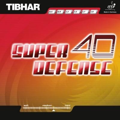 Super Defense 40 da Tibhar na Patacho Ténis de Mesa