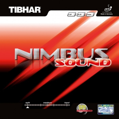 Nimbus Sound da Tibhar na Patacho Ténis de Mesa