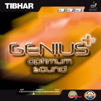 Genius+ Opti Sound da Tibhar na Patacho Ténis de Mesa