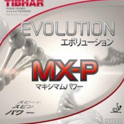 Evolution MX-P da Tibhar na Patacho Ténis de Mesa