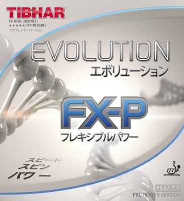 Evolution FX-P da Tibhar na Patacho Ténis de Mesa