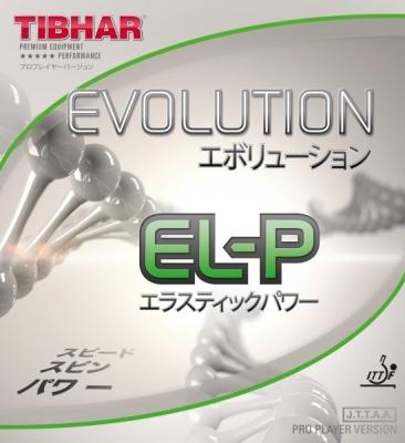 Evolution EL-P da Tibhar na Patacho Ténis de Mesa