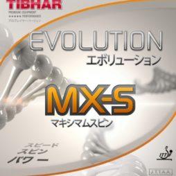 Evolution MX-S da Tibhar na Patacho Ténis de Mesa