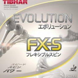 Evolution FX-S da Tibhar na Patacho Ténis de Mesa