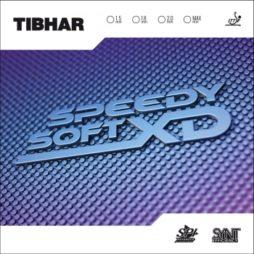 Speedy soft XD da Tibhar na Patacho Ténis de Mesa