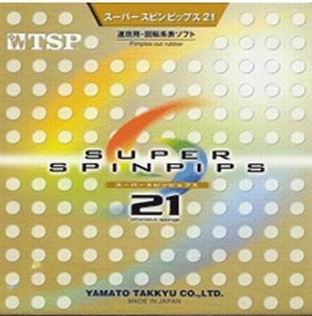 Super Spinpips 21 da Tsp na Patacho Ténis de Mesa