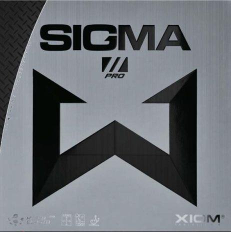 Sigma II Pro da Xiom na Patacho Ténis de Mesa