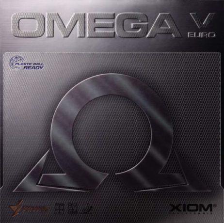 Omega V Europe da Xiom na Patacho Ténis de Mesa