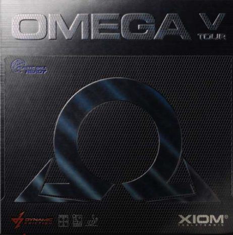 Omega V Tour da Xiom na Patacho Ténis de Mesa