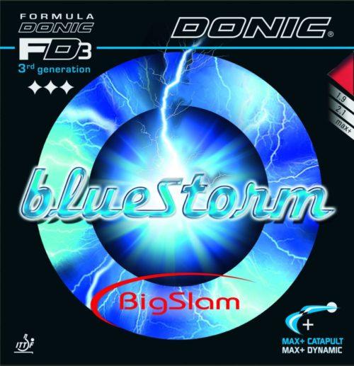 Bluestorm Big Slam da Donic na Patacho Ténis de Mesa