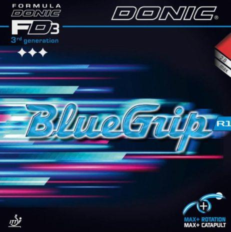 Bluegrip R1 da Donic na Patacho Ténis de Mesa