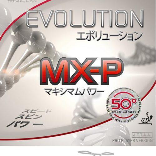 Evolution MX-P 50º da Tibhar na Patacho Ténis de Mesa